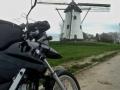 stoelenrit-motor-met-molen